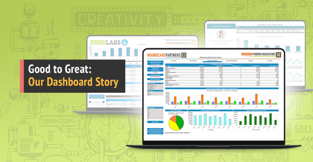 Our Dashboard Story 2
