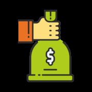 Save Money Icon 2021
